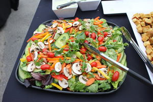 catering party salad